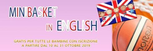 English Minibasket gratis inglese